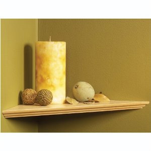 Knape Vogt Instant Corner Shelf 17 Oak